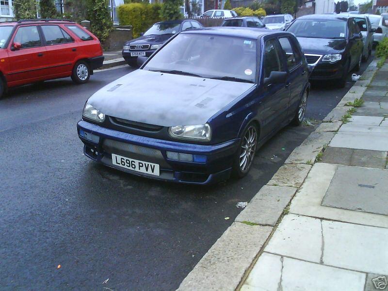 Barryboys.co.uk • View topic - eBay \'1.4 Volkswagen Golf MK3, 1994 ...