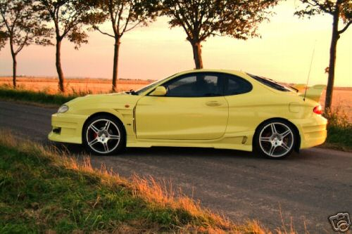 Barryboys.co.uk • View topic - eBay - Hyundai Coupe show car