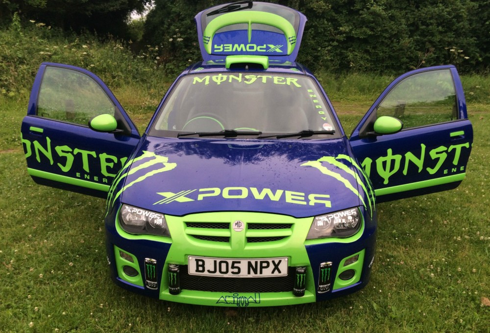 Barryboys.co.uk • View topic - eBay MG ZR