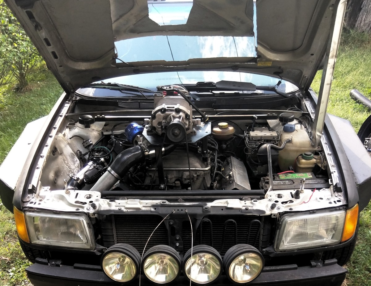 Barryboys co uk • View topic - WFS USA Supercharged Audi 80