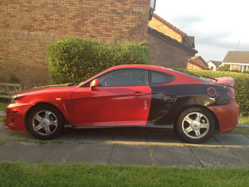 Barryboys.co.uk • View topic - Ebay:Another Hyundai Coupe