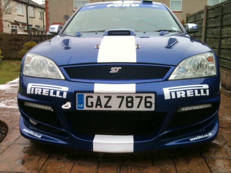 Barryboys.co.uk • View topic - eBay \'FORD MONDEO MK3 ST220\'