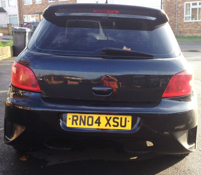 Barryboys.co.uk • View topic - eBay Peugeot 307