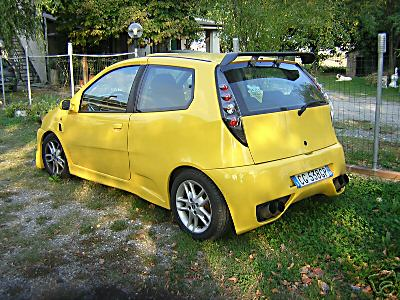 Barryboys.co.uk • View topic - Ebay yellow Fiat Punto